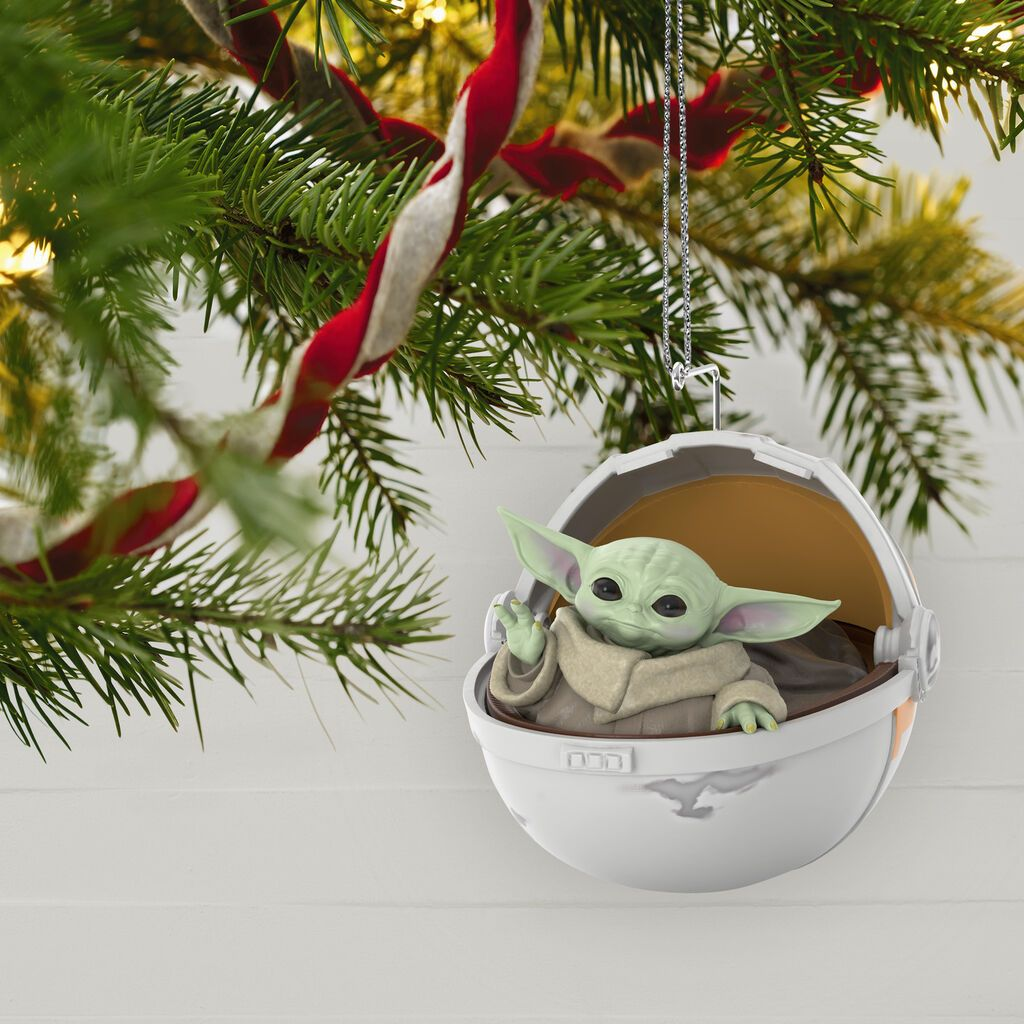 Star Wars The Mandalorian™ The Child™ Ornament in 2020