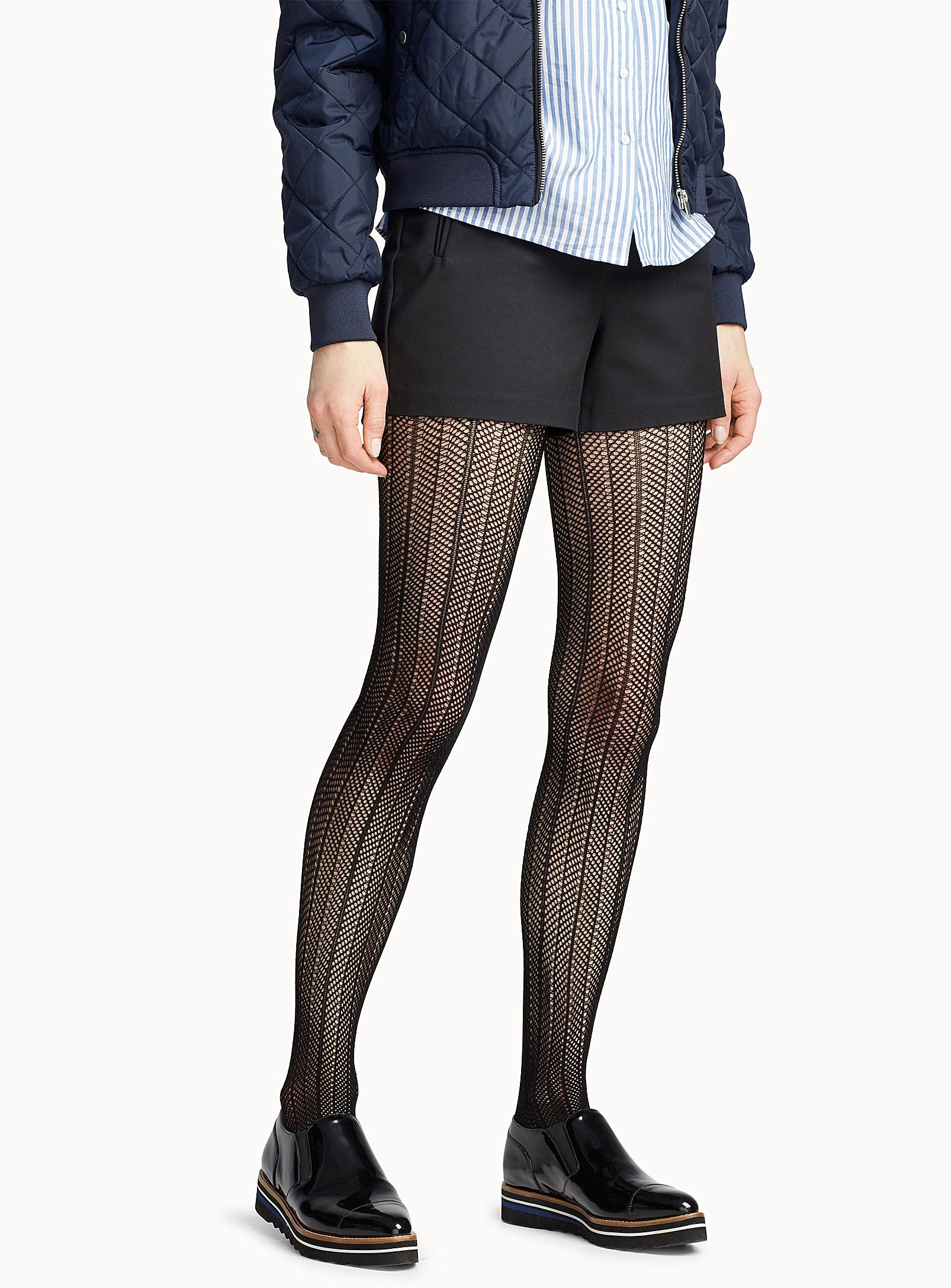 Mantyhose Çorap Tights by Swedish Stockings | Shorts