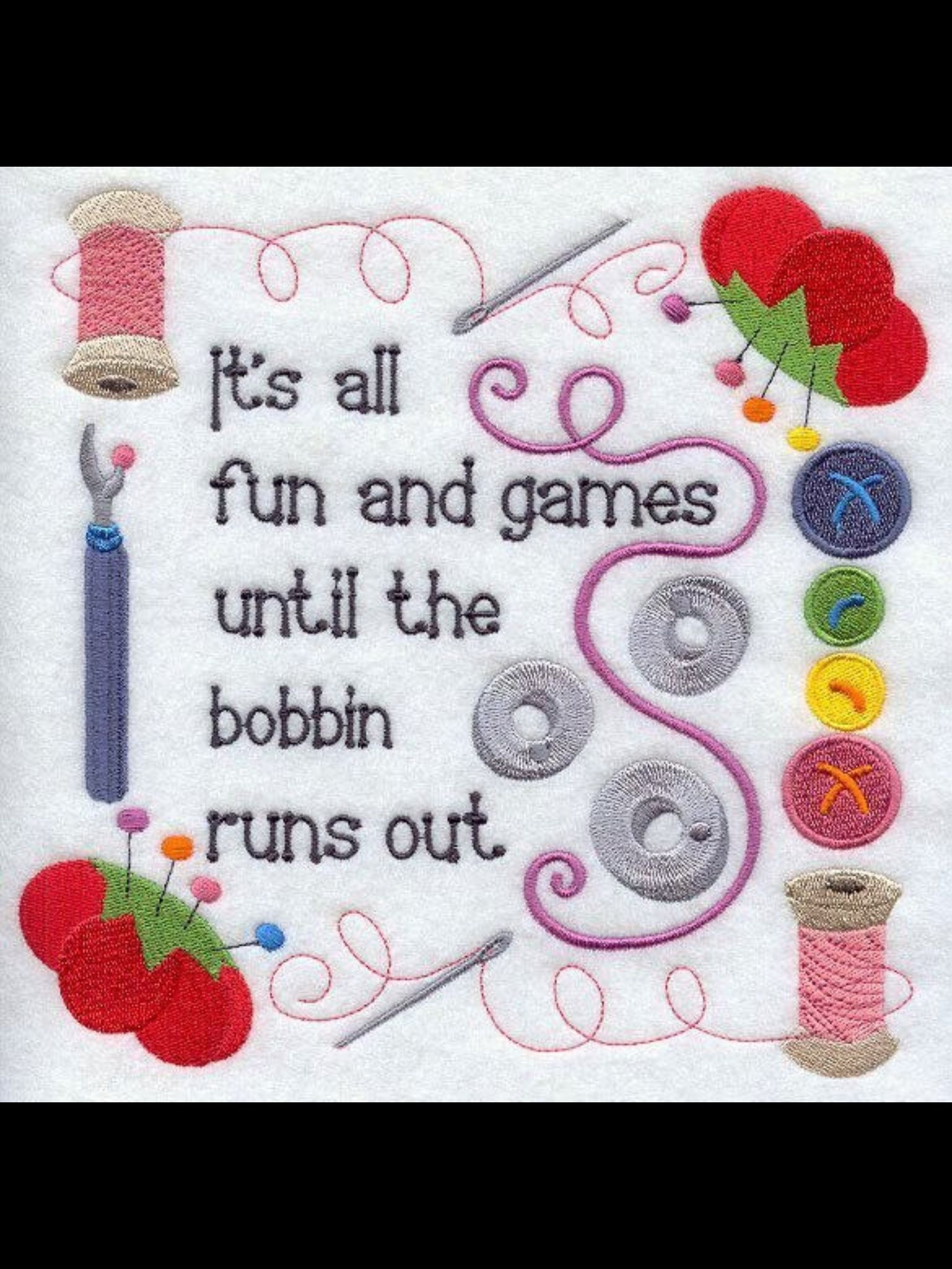 Quotes About Sewing Quotesgram
