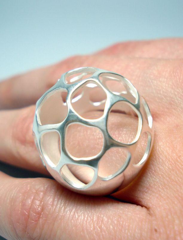 Biology and Botany - Emily Gill Goldsmith & Jewellery Designer