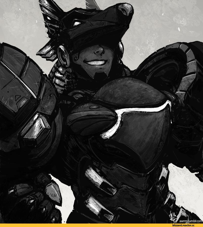 Pharah-Overwatch-Blizzard-фэндомы-3411005.png (822×905)