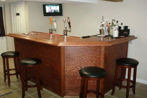 Home Bars for Sale: Home Bars For Sale The Oak – Vizimac | Diy ...