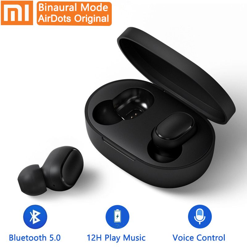 Xiaomi Mi Redmi Airdots Mini Itrue Wireless Bluetooth 5 0 سماعات Dsp Earphone Bluetooth Earphones Affordable Makeup Brushes