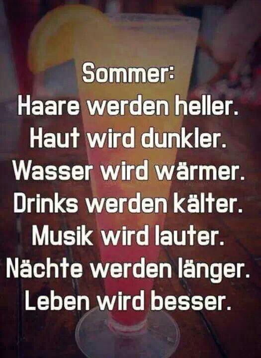 sommer sprüche Ich will Sommer! | Sprüche & More | Pinterest | Summer, Humor and  sommer sprüche