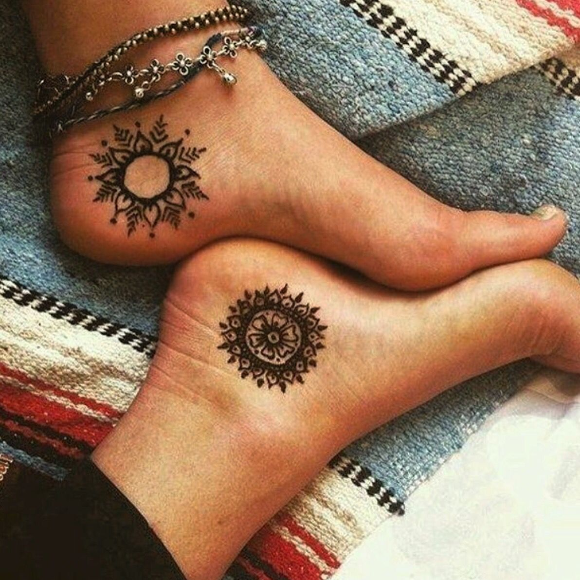 e74330688 Embody your highest self with these earth-shatteringly gorgeous mandala  tattoos