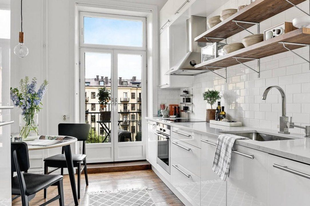 15 Unbelievable Scandinavian Kitchen Designs That Will Awesome Kitcheen Decor In 2020 Minimalist Kitchen Design Kitchen Cabinet Design Scandinavian Kitchen Design