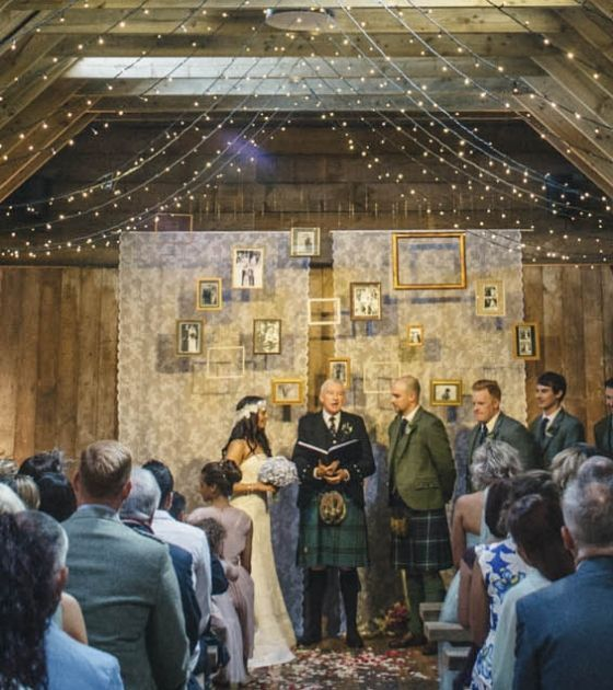 The Byre at Inchyra Perthshire event wedding barn weddings ...