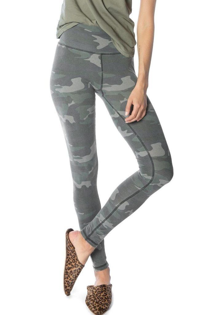 95a47575a7d9d Camo Leggings, Printed Leggings, Odd Molly, Muscle Tanks, Size Model, Army