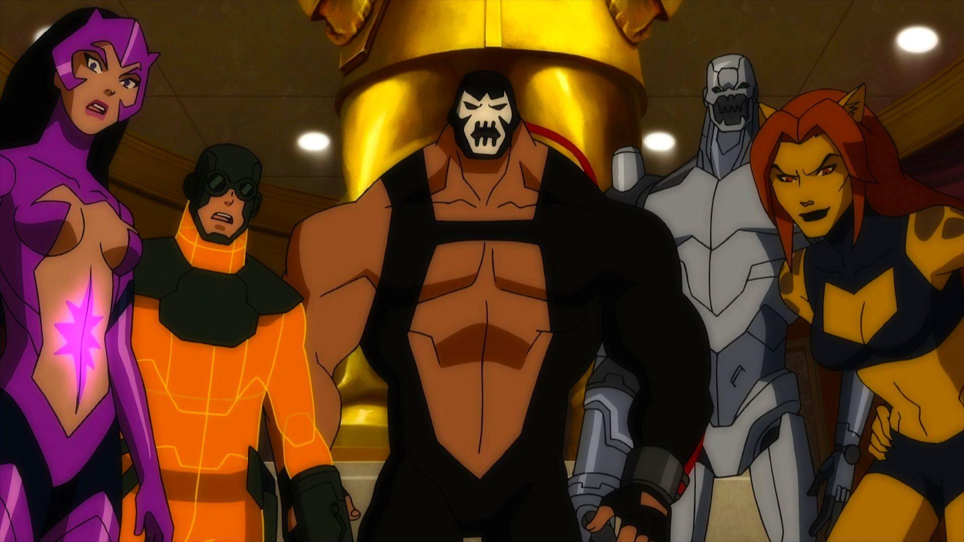 Justice league doom coloring pages | 1080x1920