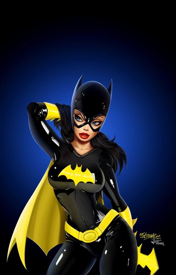 Batgirl LOVE that costume!!!