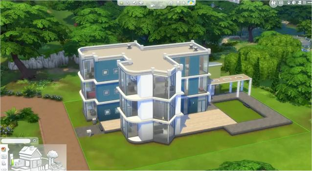 Sims 4 House   Google Search