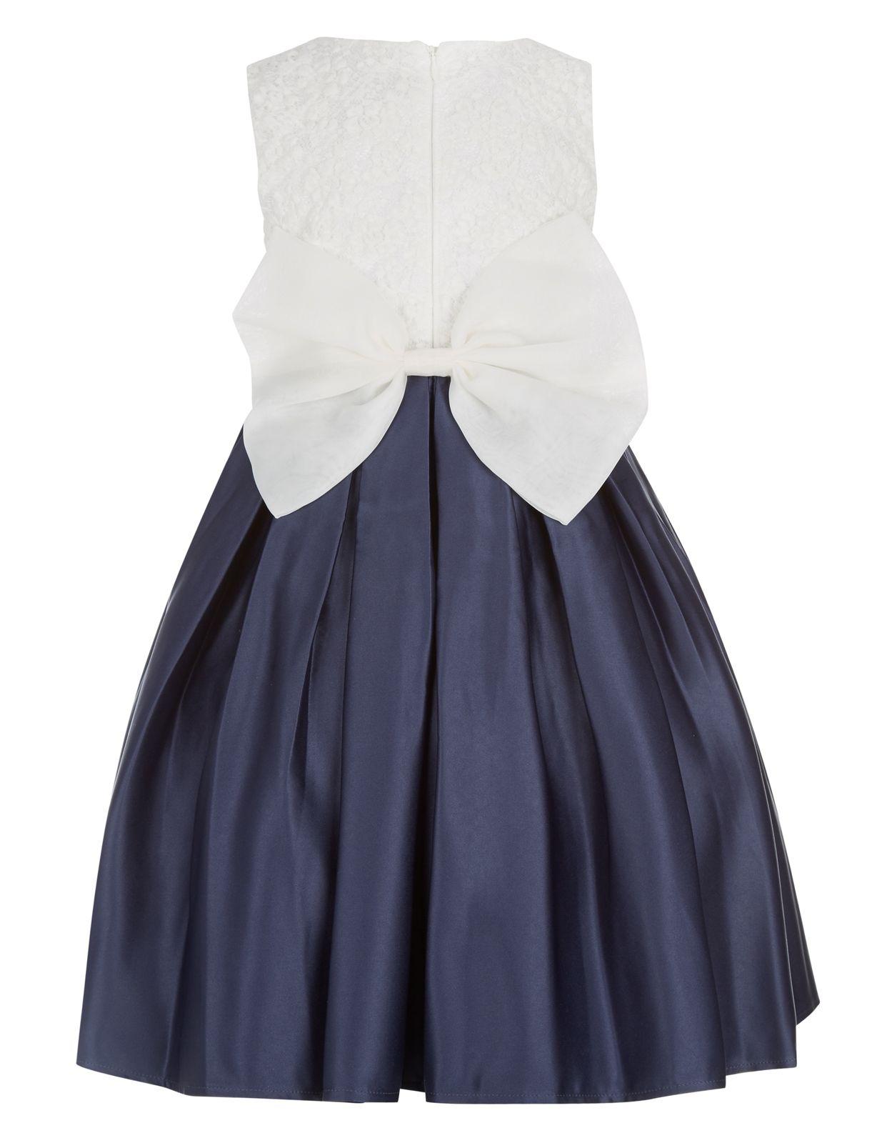 Enola Dress | Navy | Monsoon | Moda Infantil | Pinterest | Monsoon ...