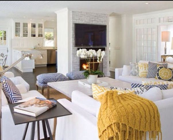 Rachel Zoe Beach House Living Room Cottage Living