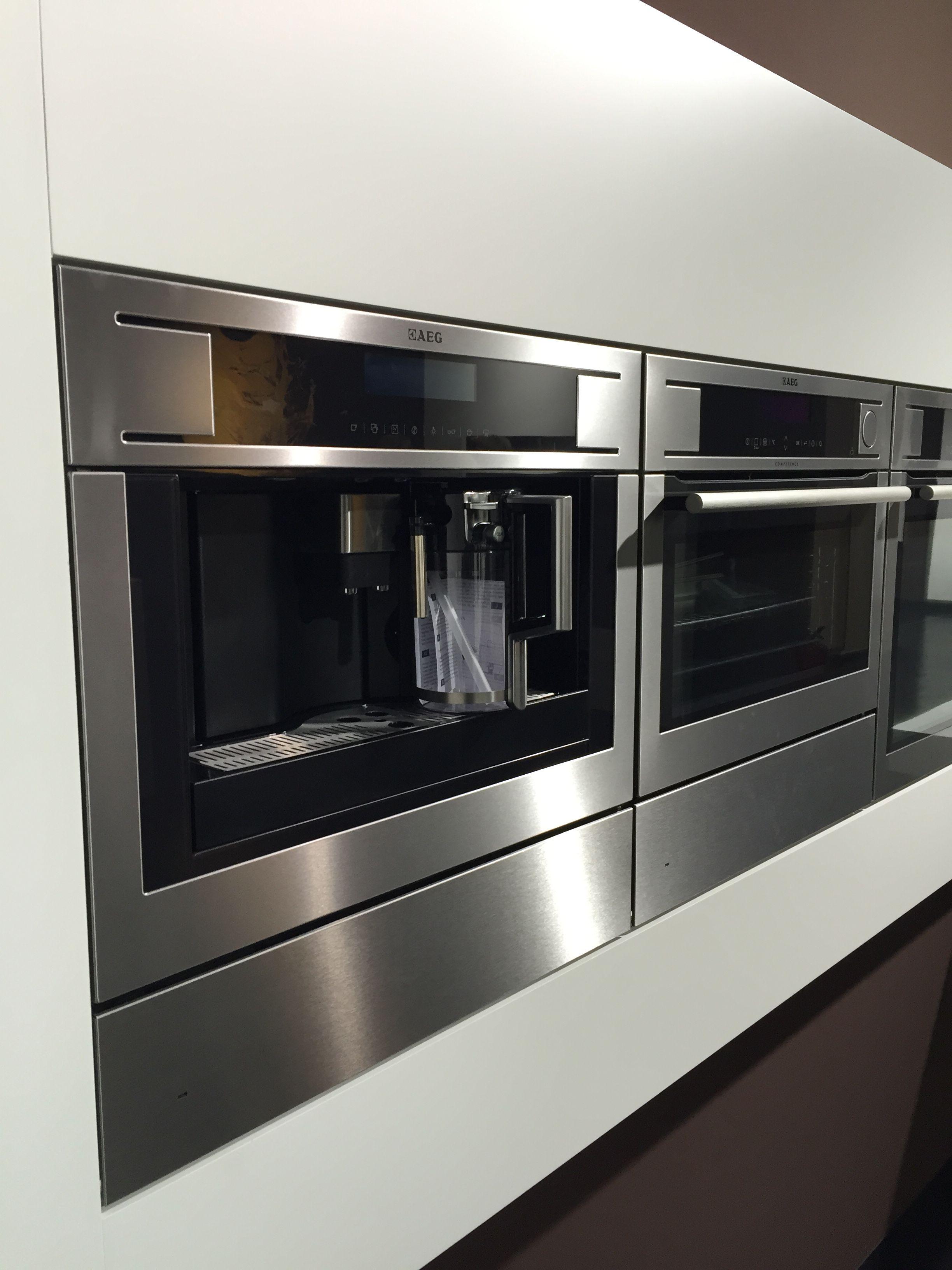 Countertop Dishwasher Adelaide : AEG luxe designline koffie en stoom naast elkaar met warnhoud/lades ...