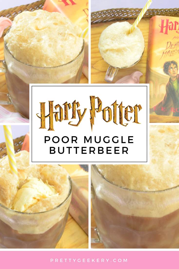 Trying harry potter recipes poor muggles butterbeer forumfinder Images