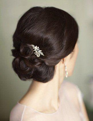 Sanggul Modern Praktis Untuk Ke Pesta Kebaya Romantic Wedding