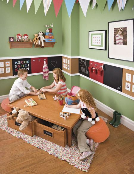 Decorating A Little Playroom The Best Options For Creating Creative Paint Ideas Home