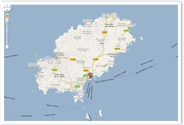 Official Ibiza tourist information website routes in Ibiza for