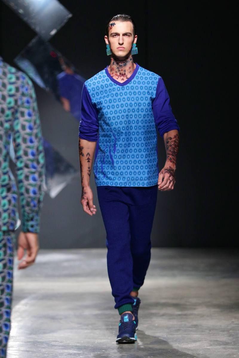 FMBCJ Fall/Winter 2016/17 - South Africa Menswear Week