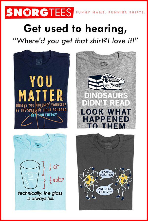 cd5664e41 Funny Science T-Shirts, Hoodies & Tank Tops | CLOTHING/DESIGN | Pinterest |  Χημεία