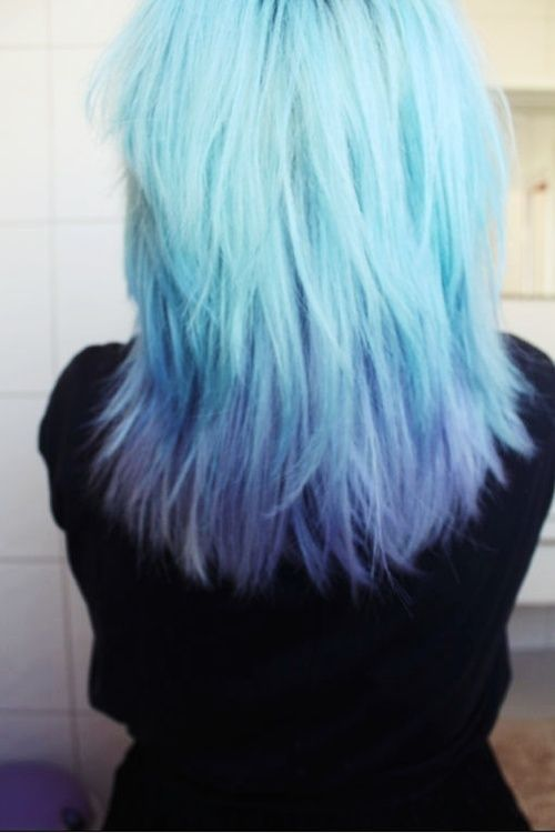 how to dye blue hair light blue hair blue hair and