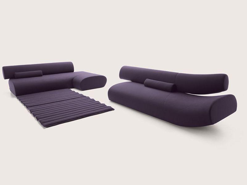 Design upholstered sofa LAVA - COR | seating / sofas