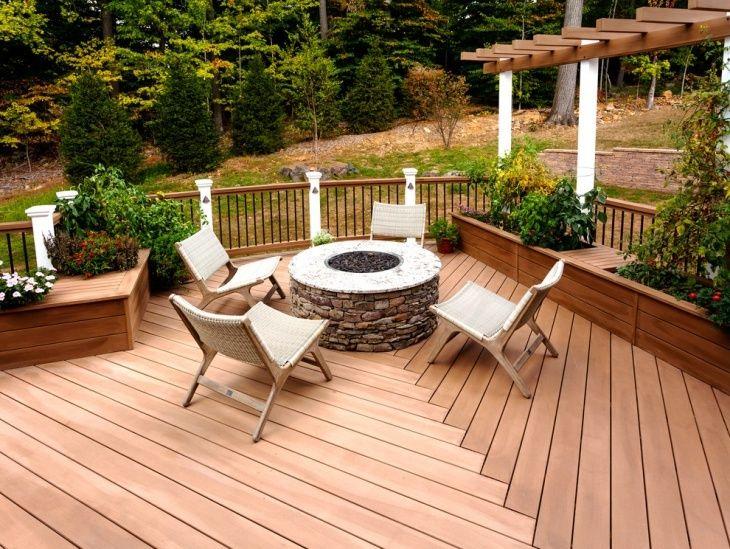 20 Beautiful Wooden Deck Ideas For Your Home Deck Designs Backyard Deck Design Wooden Decks