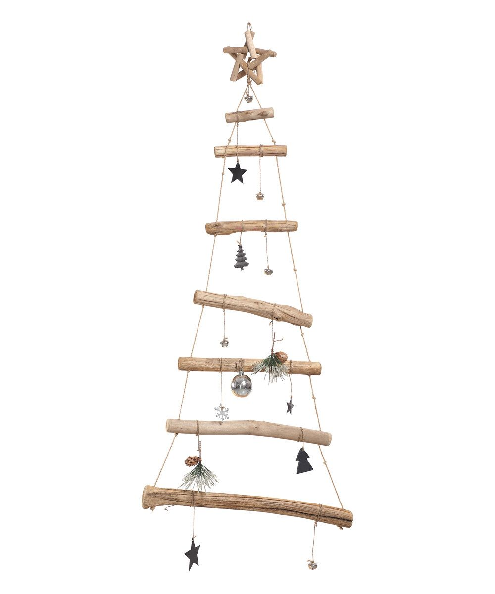 Look at this wooden tree u ornaments wall art on zulily today to