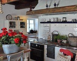 Znalezione Obrazy Dla Zapytania Kuchnia W Stylu Wiejskim Inspiracje Kitchen Home Decor Dream Kitchen