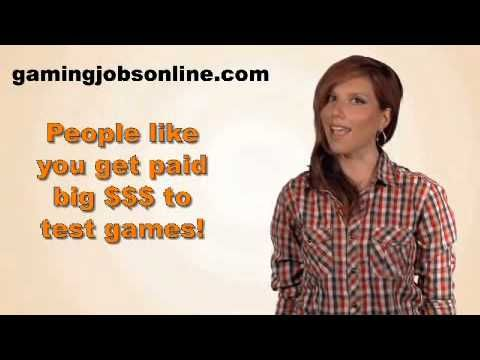 Video Game Tester Salary - Video Game Tester Jobs - Get Paid To