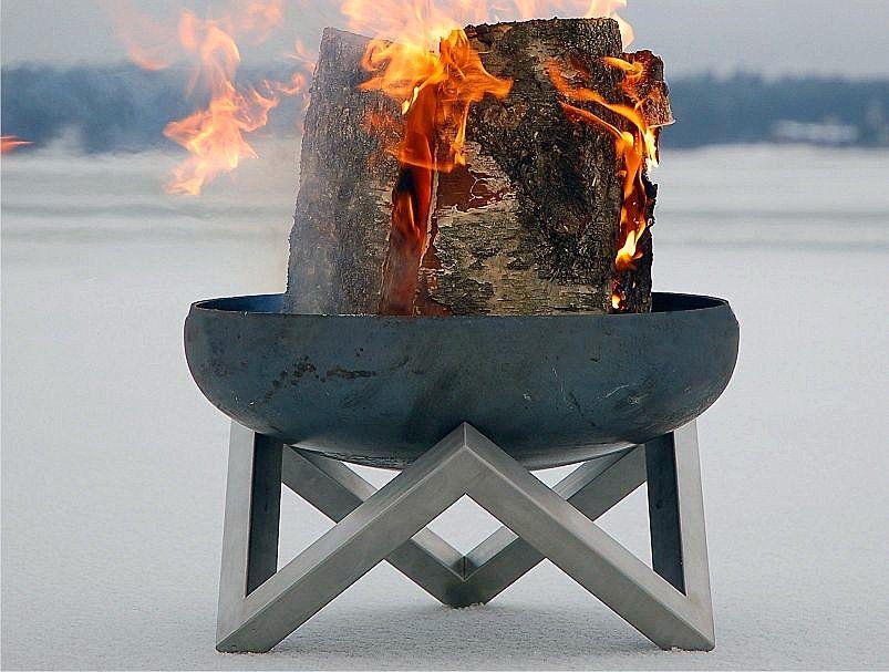 141 besten Feuerschalen Bilder auf Pinterest Grill, Feuerstellen - feuertonne selber machen