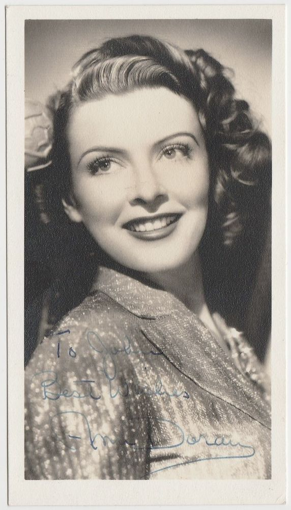 GRETA GARBO Cinema Legend Actress Beauty Cabinet Card Photo Vintage Autograph