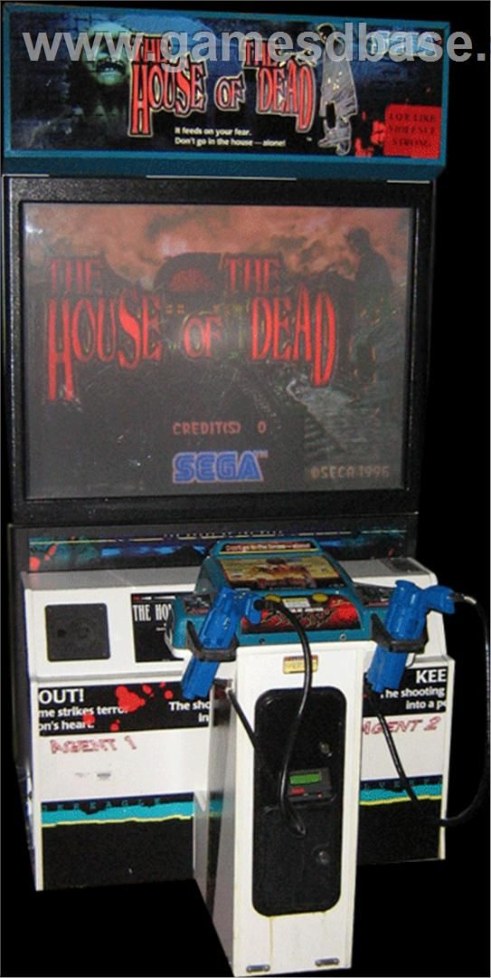house of the dead arcade machine - Google Search   Video Games ...