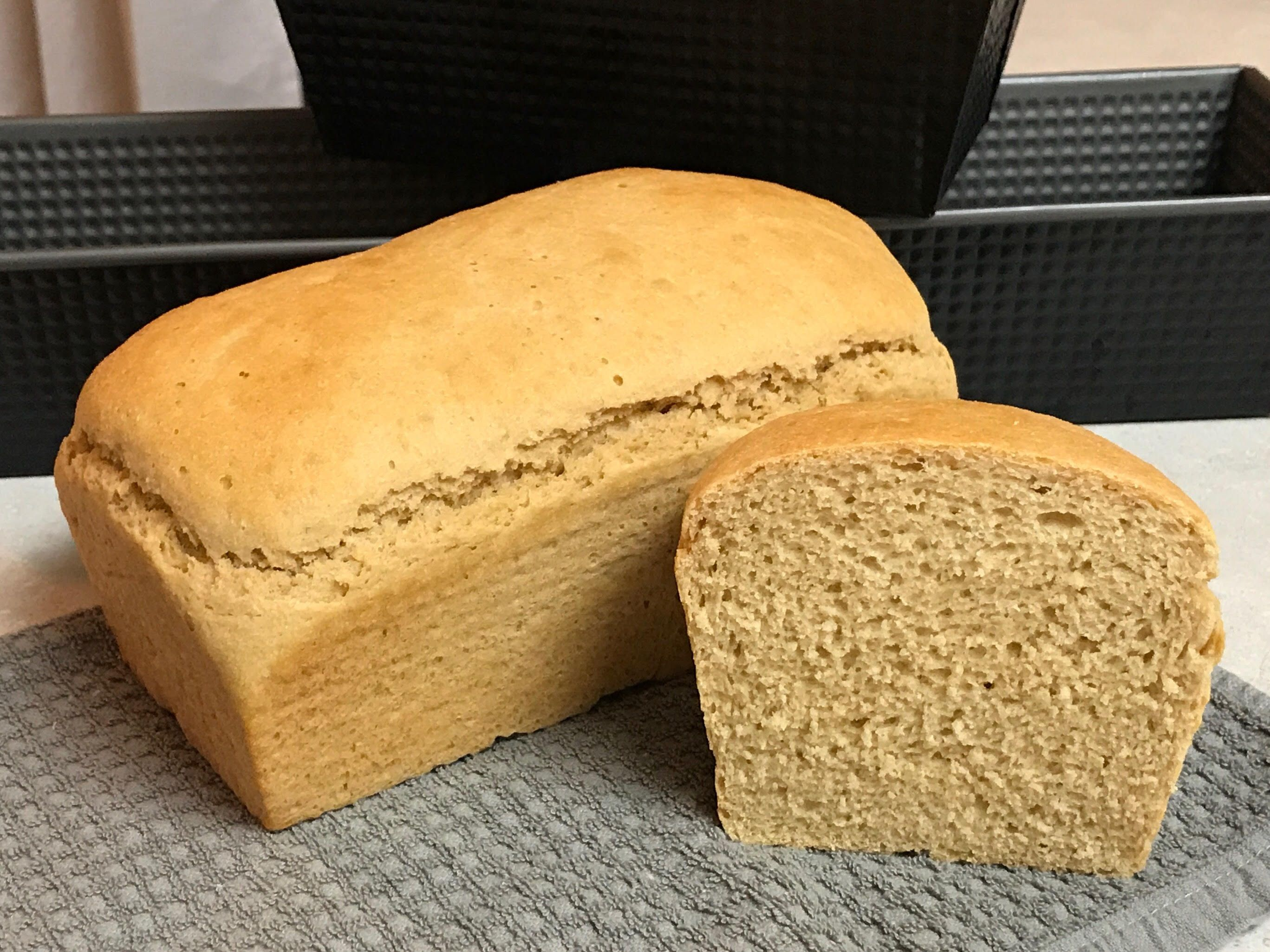 Awesome recipe for kamut bread with some great tips for