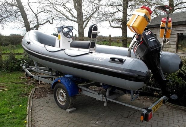 Humber - Destroyer | boats | Rib boat, Boats for sale, Boat