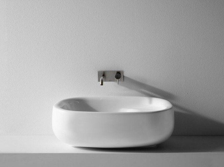 Kataloge zum Download und Preisliste für aufsatzwaschbecken aus keramik Abol | waschbecken, design BURATTI+BATTISTON, kollektion Abol direkt vom Hersteller Antonio Lupi Design®