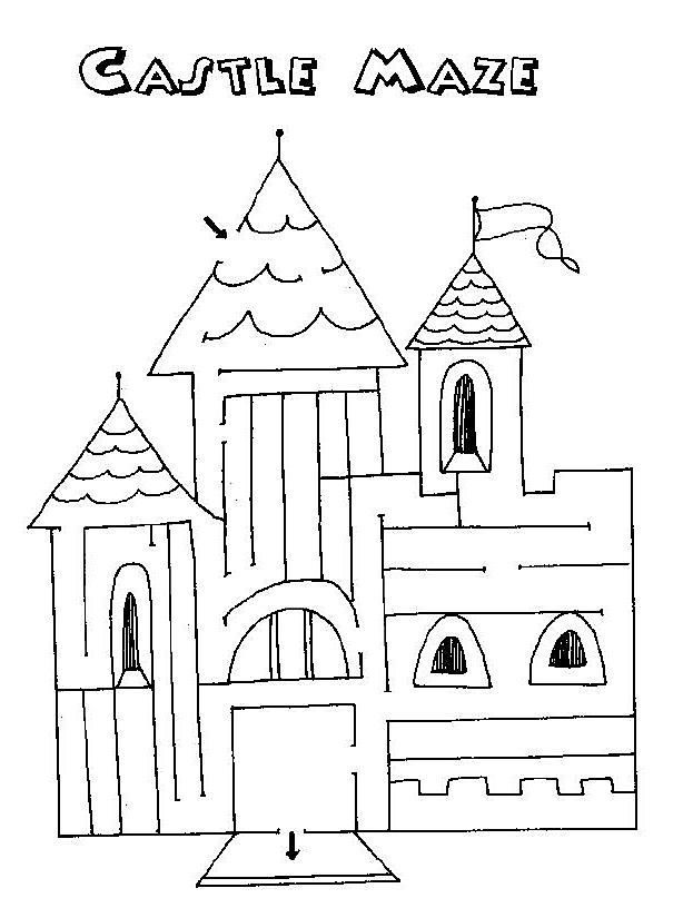 1,000+ Free Printable Mazes That Kids of All Ages Will Love: AllKids Network's Free Printable Mazes
