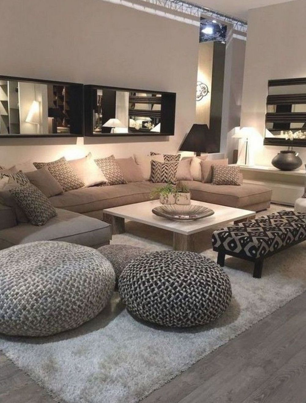 44 Classy Living Room Ideas For Your Home Nowaday Classy Living Room Warm Home Decor Cozy Living Rooms