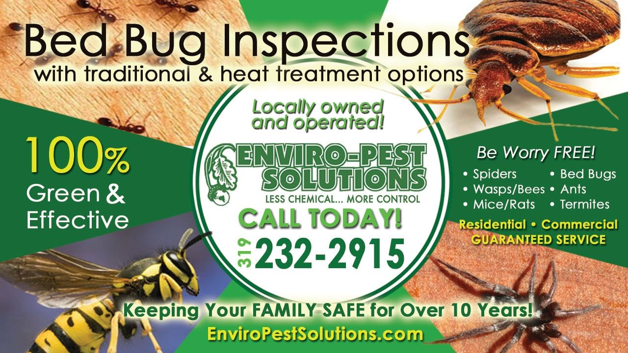use prominently on Home Pest solutions, Solutions