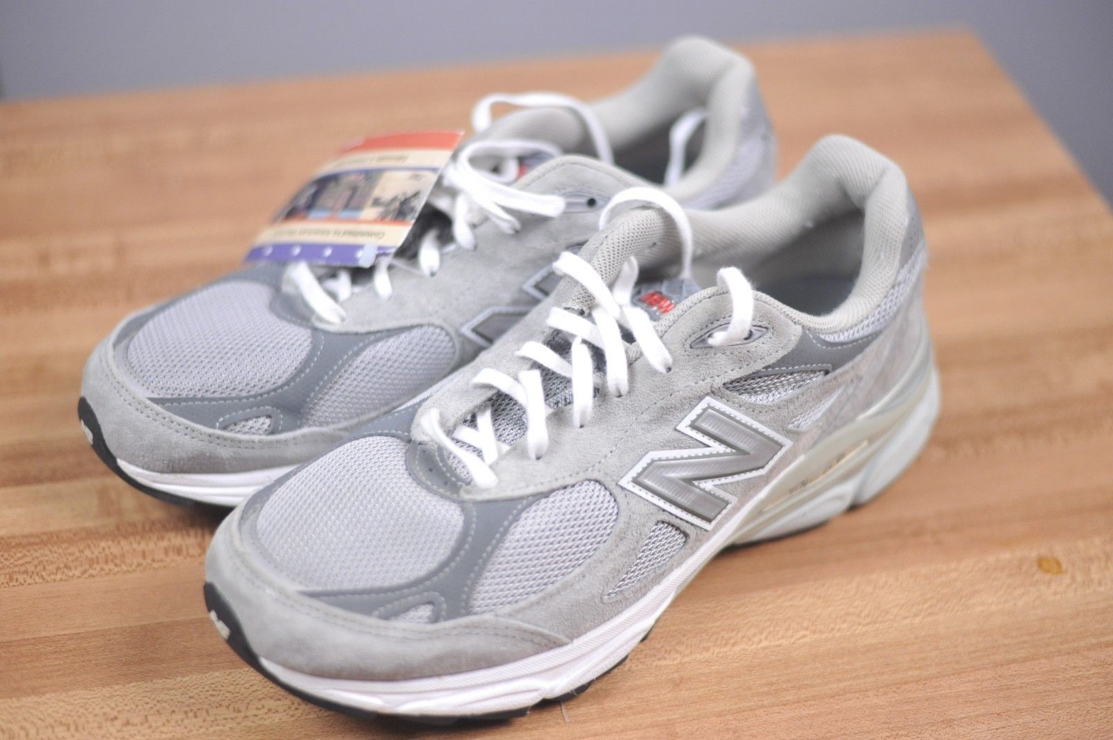 4b07a580de4b9 NIB Men's New Balance 993 Made In USA Running Shoes Sneakers All  Sizes+Widths | eBay