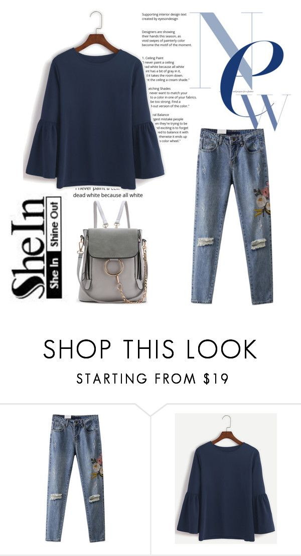 Shein 6 10 By Zina1002 Liked On Polyvore Clothes Design Fashion Women