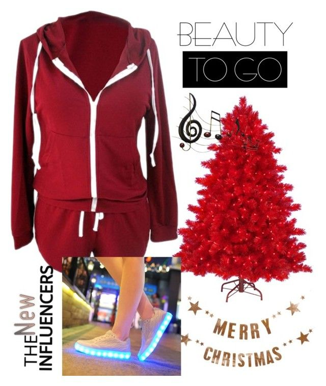 """""""Merry Christmas"""" by amy0527 ❤ liked on Polyvore featuring Benzara and Bloomingville"""