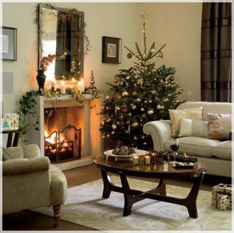 Ideas Decoration Traditional Christmas Tree  Ideas Decoration - simple christmas decorating ideas