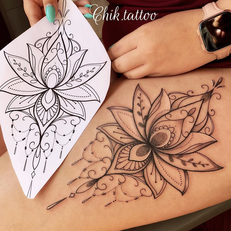Photo of 100+ Die schönsten Blumen Tattoo Designs –  Möchten Sie auch ein Blumentattoo,…