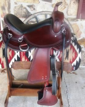 Dixieland Gaited Saddles, Custom Gaited Saddles for the