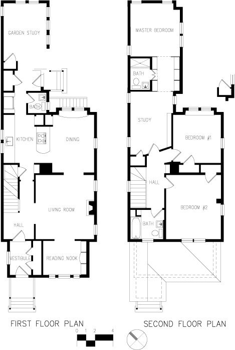not so big house Google Search Planillas Pinterest – Not So Big House Floor Plans