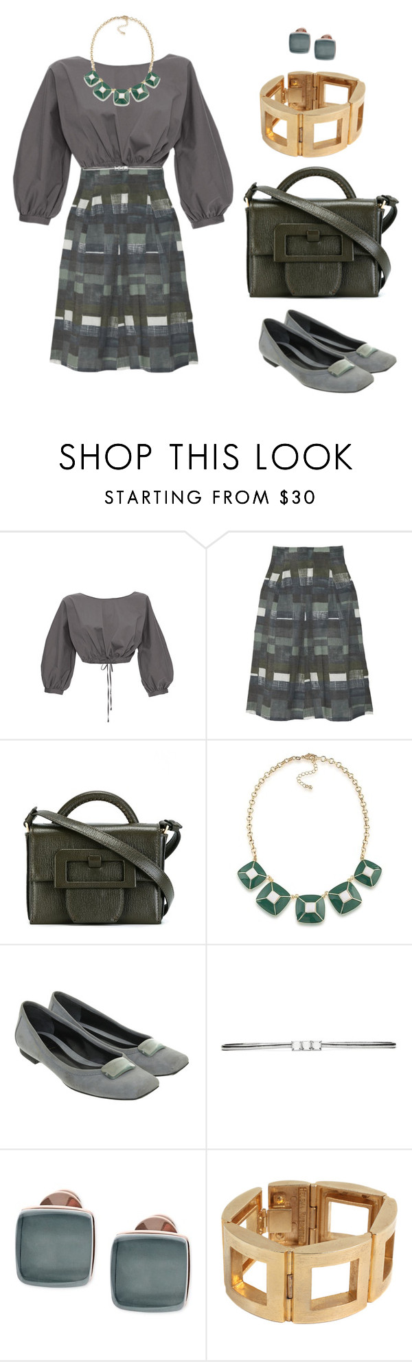 """life is full of color!"" by fashuhnn ❤ liked on Polyvore featuring Blumarine, Marni, Maison Margiela, Fendi, Vince Camuto, Skagen and Helena Rubenstein"