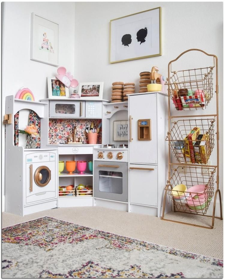 30 Cute Toy Storage Ideas For Small Apartment