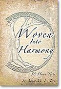 Woven into Harmony - 50 Hymn Texts (BOOK)