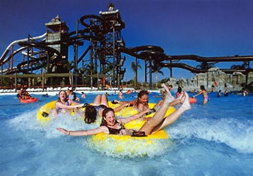 Six Flags Hurricane Harbor ~ family water park in ...